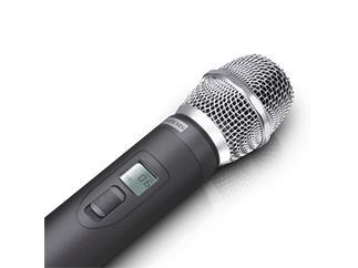 LD Systems WS 1G8 HHC2 - Funkmikrofon System mit 2 x Handmikrofon Kondensator