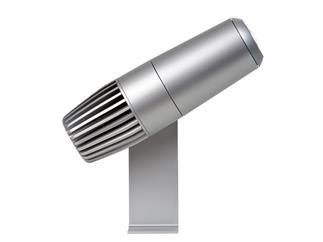 Derksen PHOS 20 / GL L20 LED Goboprojektor, silber