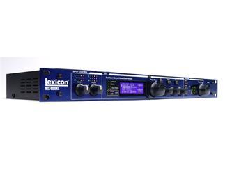 Lexicon MX 400 XL, Mulit-Effektgerät, XLR Anschlüsse