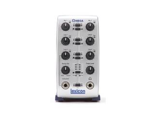 Lexicon Omega Studio USB Audio-Interface, Recording Software, Hall Plug-In