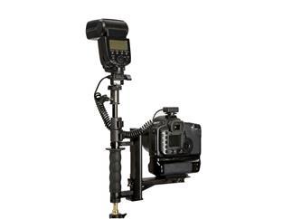 Lastolite LL LA2408 Kameraschiene für Hoch/Querformat