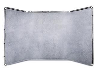 Lastolite LL LB7902 Panorama Hintergrund 4m Kalkstein