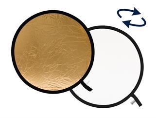 Lastolite LL LR1241 Rundreflektor Gold/Weiß 30cm