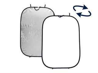 Lastolite LL LR7231 Faltreflektor Silber/Weiß 180x125cm