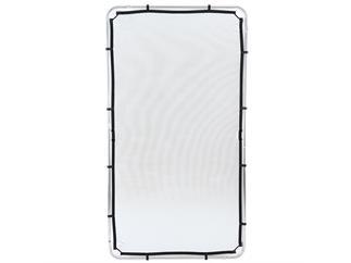 Lastolite LL LR81208R Skylite Rapid Fabric Medium 1.1 x 2m Soft Silver Difflector