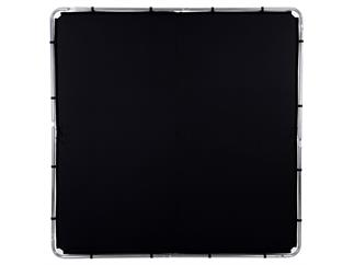 Lastolite LL LR82202R Skylite Rapid Fabric Large 2 x 2m Black Velvet, nur Bespannung