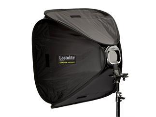 Lastolite LL LS2462 Ezybox Hotshoe 60x60cm inkl.Systemblitzadapter