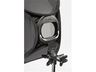 Lastolite LL LS2470 Ezybox Hotshoe Kit 38x38cm + Stand/Tilthead & 2400 Handle
