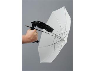Lastolite LL LU2126 Brolly Grip Kit: Handgriff und Schirm