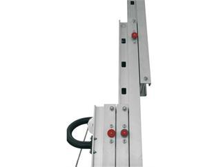 WORK LW 476 R Teleskoplift - silber 220kg bis zu 7,83m Höhe
