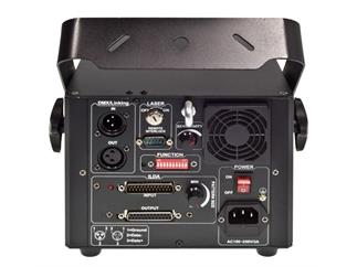 Laserworld CS-2000RGB MKII, DMX, ILDA, Sound