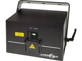 Laserworld DS-1600B, Diode Serie, 30kpps@8°