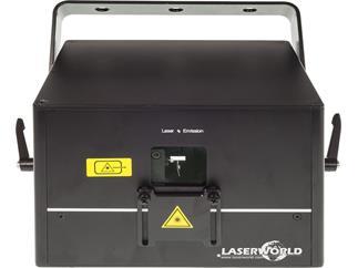 Laserworld DS-1800G, Diode Serie, 30kpps@8°