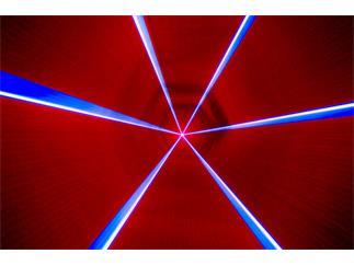 Laserworld DS-3000RGB, Diode Serie, 30kpps@8°