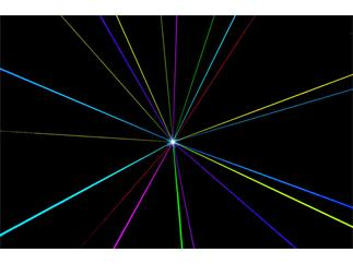 Laserworld DS-3000RGB, Diode Serie, 30kpps@8°