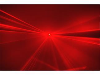 Laserworld EL-400RGB - RGB Laser mit extrem hellem Royal-Blau und schnellem Schrittmotor-System
