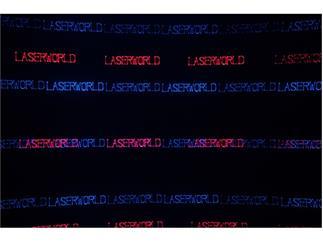 Laserworld EL-500RGB KeyTEX - RGB Textprojektionslaser - *keine Software nötig*
