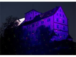 Laserworld Garden Star GS-100RGB LED