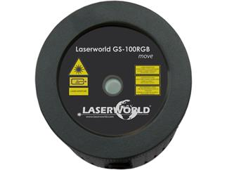 Laserworld GS-100RGB MOVE Gartenlaser IP67