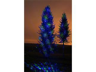 Laserworld Garden Star 250RGB MOVE Gartenlaser rot-grün-blau IP67