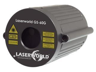 Laserworld GS-60G II Gartenlaser grün IP67