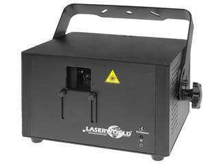 Laserworld PRO-800 RGB DMX, ILDA, Sound