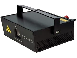 Laserworld RTI FEMTO RGB 5.7 inkl. abnehmbarem Steuerdisplay mit Touchfunktion