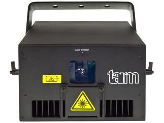Laserworld Tarm Two mit eingebautem Pangolin FB4 - 2500mW RGB Laser
