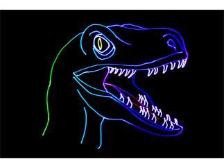 Laserworld Tarm 2.5 -  RGB Laser für ILDA-Ansteuerung