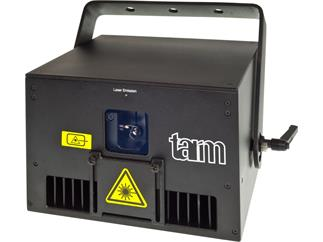 Laserworld Tarm Two - 2500mW RGB Laser
