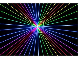 Laserworld Tarm Four - 3500mW RGB Laser