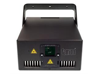 Laserworld Tarm Seven - 6700mW RGB Laser