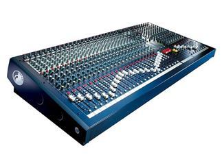 Soundcraft Spirit LX7 32 II, 32 Kanal Live-Mischpult