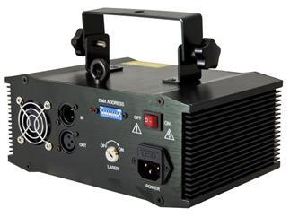 Laserworld ES-180S RGY 3D Automatikmodus, Musikmodus, DMX