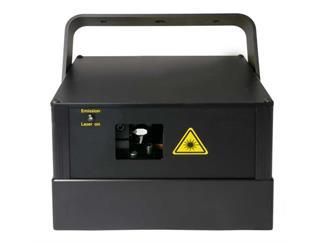 SwissLas Pure Micro PM-4000G grün Pure Diode, ILDA inkl. Pangolin ScannerMax 506