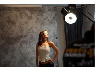 Lastolite Textilhintergrund Maine 300x350cm, spannbar