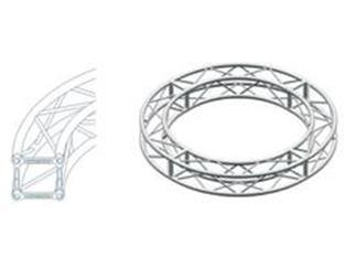 Litec QX30SA C1200A12 Kreis D=12,0m, 12 Sektionen, 4-Punkt-Traverse, 25cm, ohne Verbinder