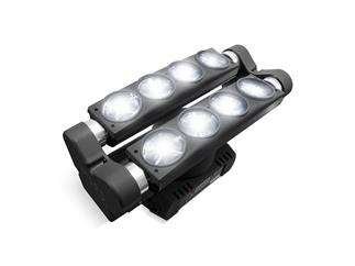 Marq Lighting Ray Tracer X - Moving Dual-Roller Bar Chase-Lichteffekt