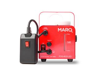 Marq Lighting Fog 400 LED Effekt-Nebelmaschine - RED
