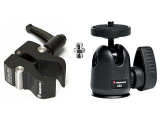 Manfrotto Clamping Nano Kit MCK054A-A0