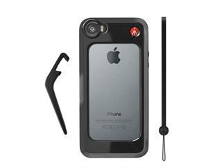 Manfrotto KLYP+ Hülle für iPhone® 5/5S (schwarz)