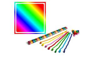 MAGICFX® Streamer 5m x 0.85cm - Multicolour