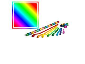 MAGICFX® Streamer 10m x 1.5cm - Multicolour