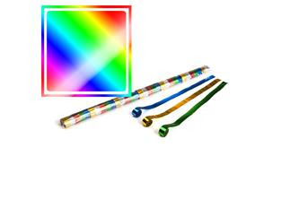 MAGICFX® Metallic Streamer 10m x 1.5cm - Multicolour