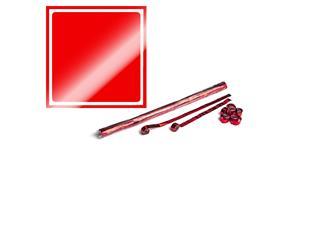 MAGICFX® Metallic Streamer 10m x 1.5cm - Rot