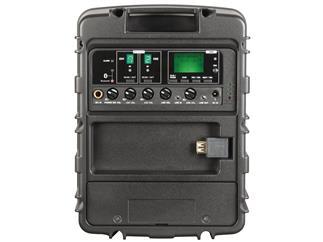 Mipro MA-303DB Tragbares Lautsprechersystem, Max. 60 Watt, RMS 42 Watt