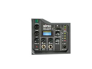 Mipro MA-202B Tragbares Lautsprechersystem, Max. 56 Watt, RMS 40