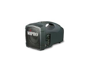 Mipro MA-101B Tragbares Lautsprechersystem, Max. 45 Watt, RMS 27 Watt