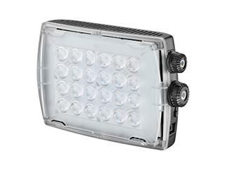 Manfrotto Croma 2 LED-Licht, (700-810 lux @1m) dimmbar, variable Farbtemperatur