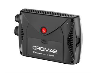 Manfrotto Croma 2 LED-Licht, (700-810 lux @1m) dimmbar, variable Farbtemperatur